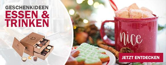 Nichts ist schlimmer, als wenn das Geschenk in der Ecke oder im Keller verstaubt. Warum also nicht etwas schenken, was nicht nur optisch toll ist, sondern auch schmeckt?