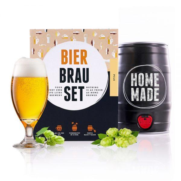 Pils Braufässchen – Bier Selber Brauen