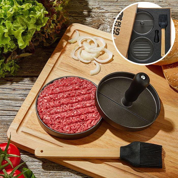Burgerpresse – Für Perfekte Burger Patties