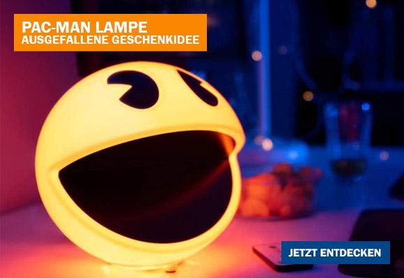 Lampe Pac-Man Mit Sound