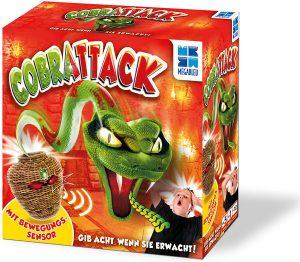 Cobrattack - das Geschicklichkeitsspiel für Kinder