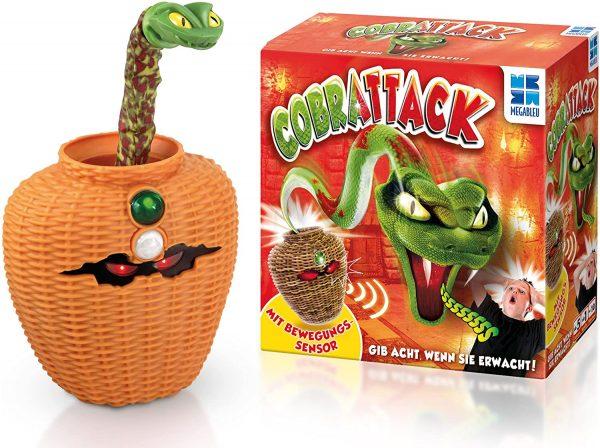 Cobrattack - das Geschicklichkeitsspiel für Kinder Detail