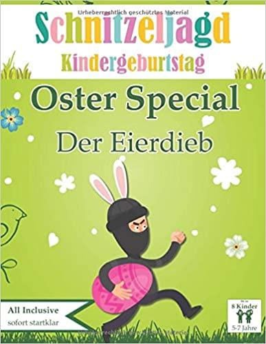 """Taschenbuch """"Schnitzeljagd"""" im Oster Special"""
