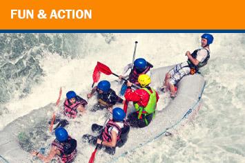 Fun & Action Erlebnisse verschenken
