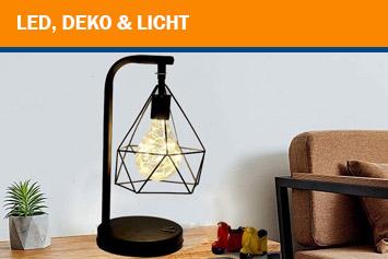 LED, Deko & Licht