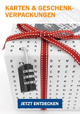 Karten & Geschenkverpackungen