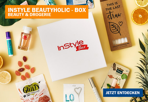 """InStyle Box – """"Beautyholic"""" als Sommer-Geschenk"""