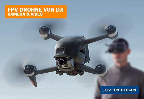 FPV Drohne von DJI als Weihnachtsgeschenk